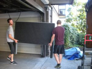 Furniture removalists Clareville